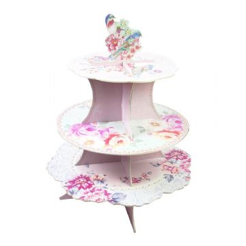 Truly Romantic 3 tier Cake Stand